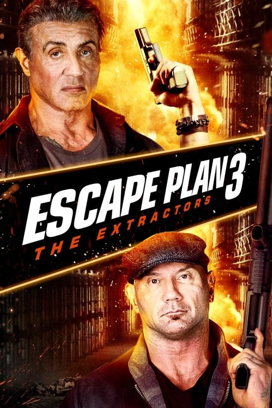 Escape Plan: The Extractors (2019) LATINO
