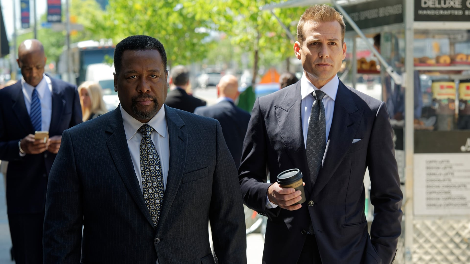 Suits Season 8 :Episode 10  Managing Partner
