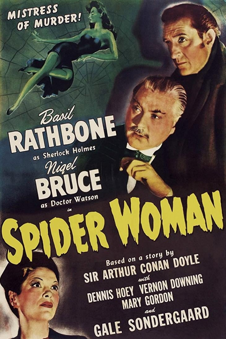 The Spider Woman (1943)