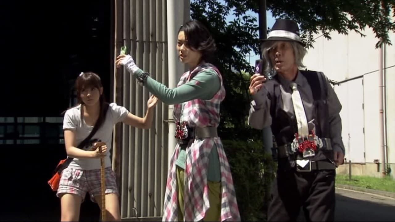 Kamen Rider Season 20 :Episode 44  The O Cycle/Shroud's Confession