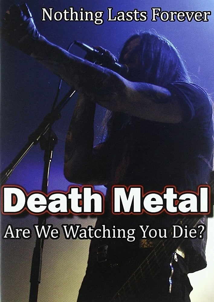 Ver Death Metal: Are We Watching You Die? Online HD Español (2010)