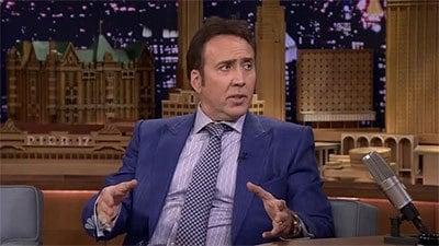 The Tonight Show Starring Jimmy Fallon Season 1 :Episode 40  Nicolas Cage, Emily VanCamp, KISS