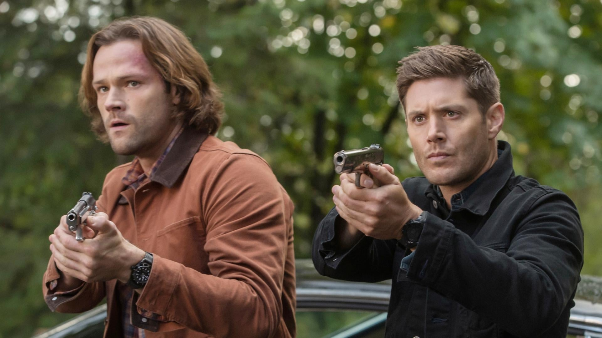 Supernatural - Season 13 Episode 8 : The Scorpion and the Frog