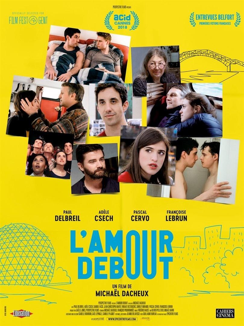 L'Amour Debout - Love Blooms - 2019