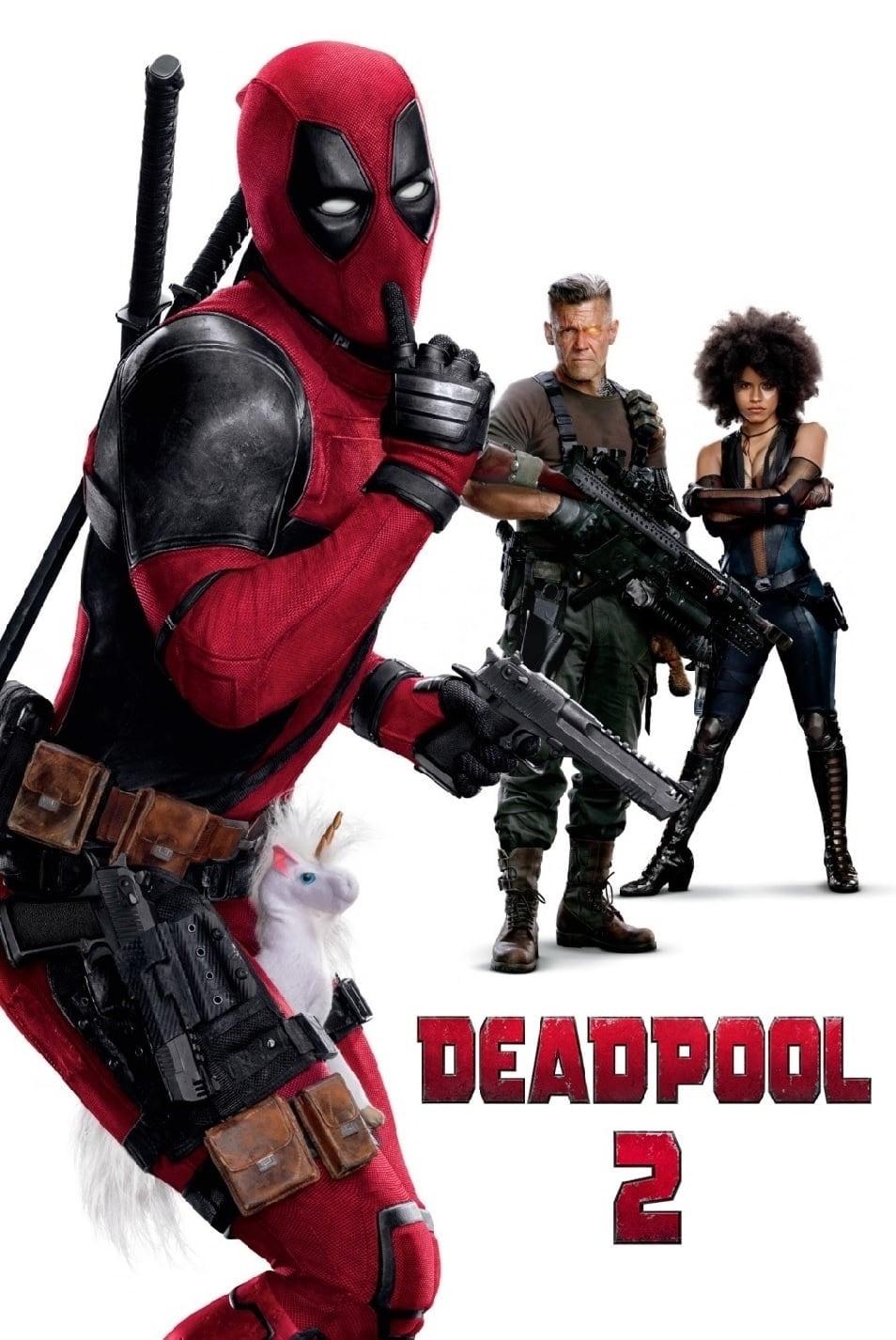 Deadpool 2 Besetzung