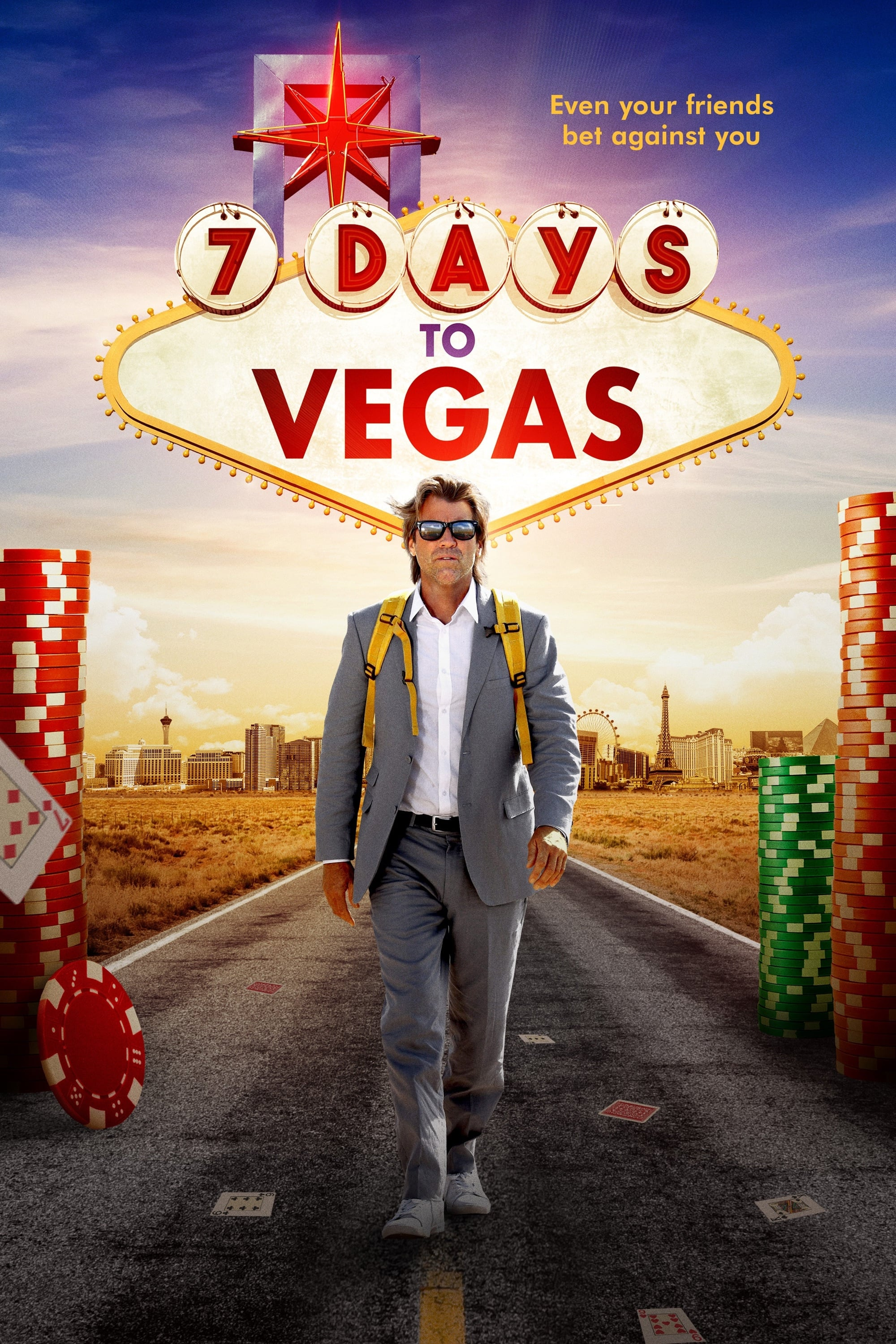 7 Days to Vegas on FREECABLE TV