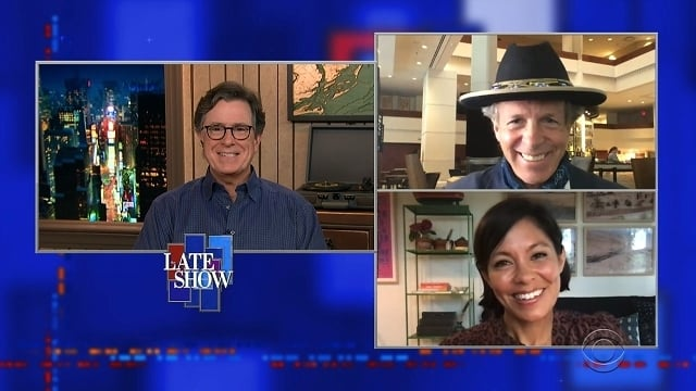 The Late Show with Stephen Colbert Season 5 :Episode 165  Mark McKinnon / Alex Wagner / Baby Rose