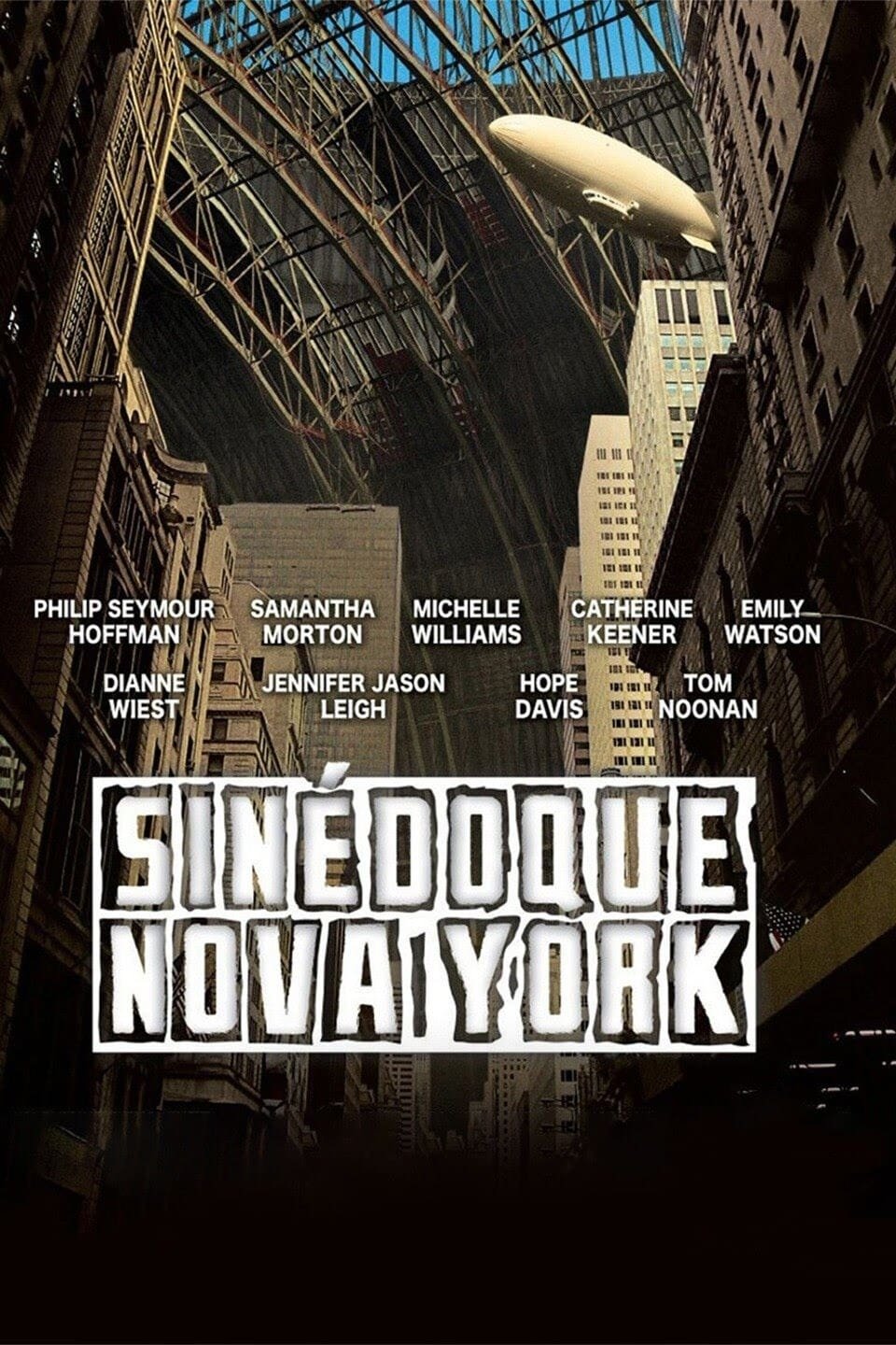 Sinédoque, Nova York Legendado