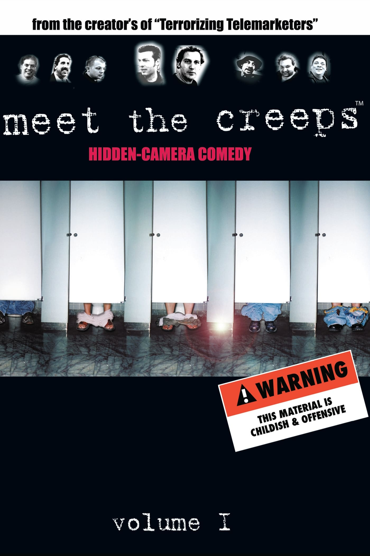 Meet the Creeps, Vol. 1 on FREECABLE TV