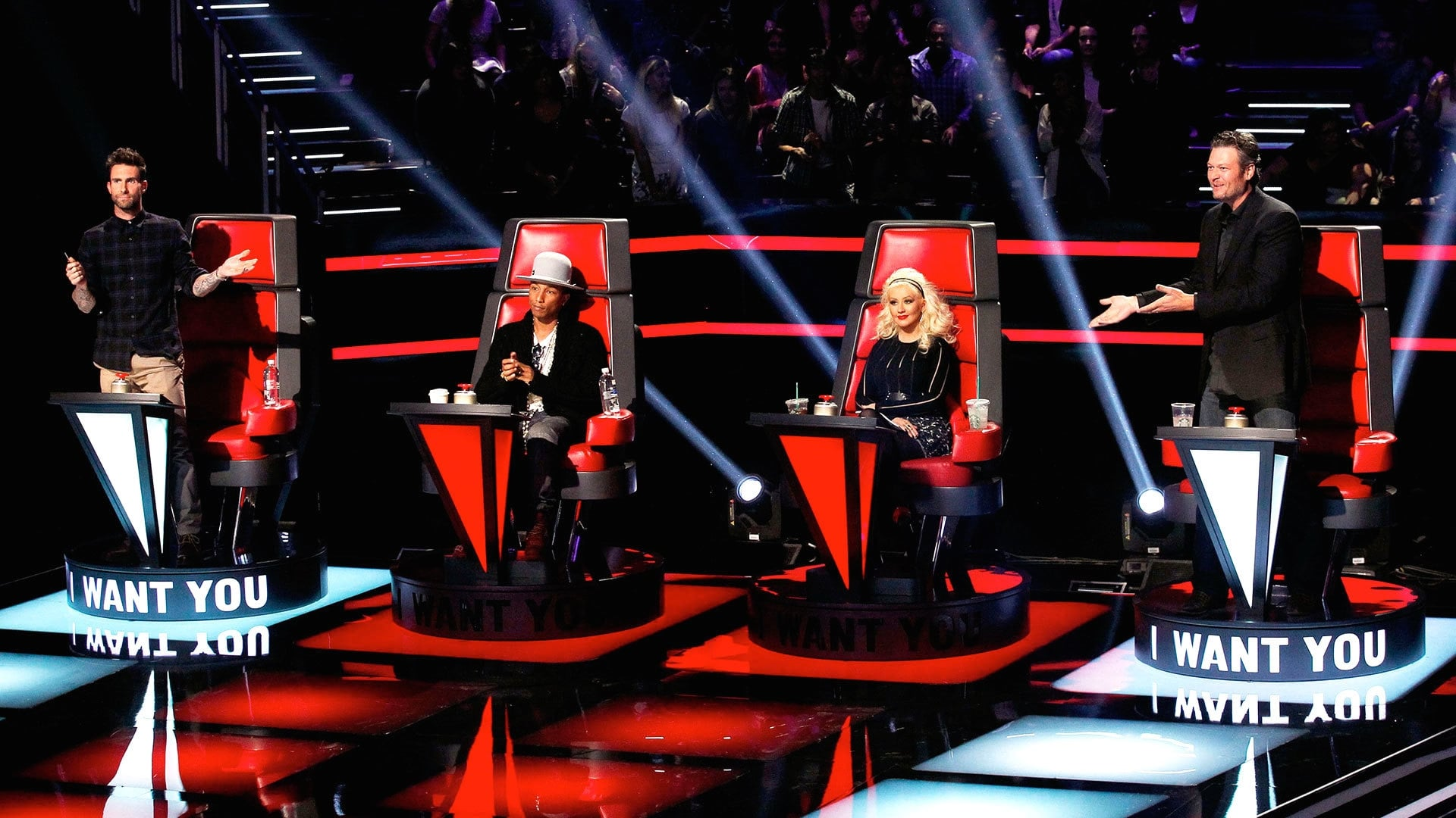The Voice Season 8 :Episode 1  The Blind Auditions Premier