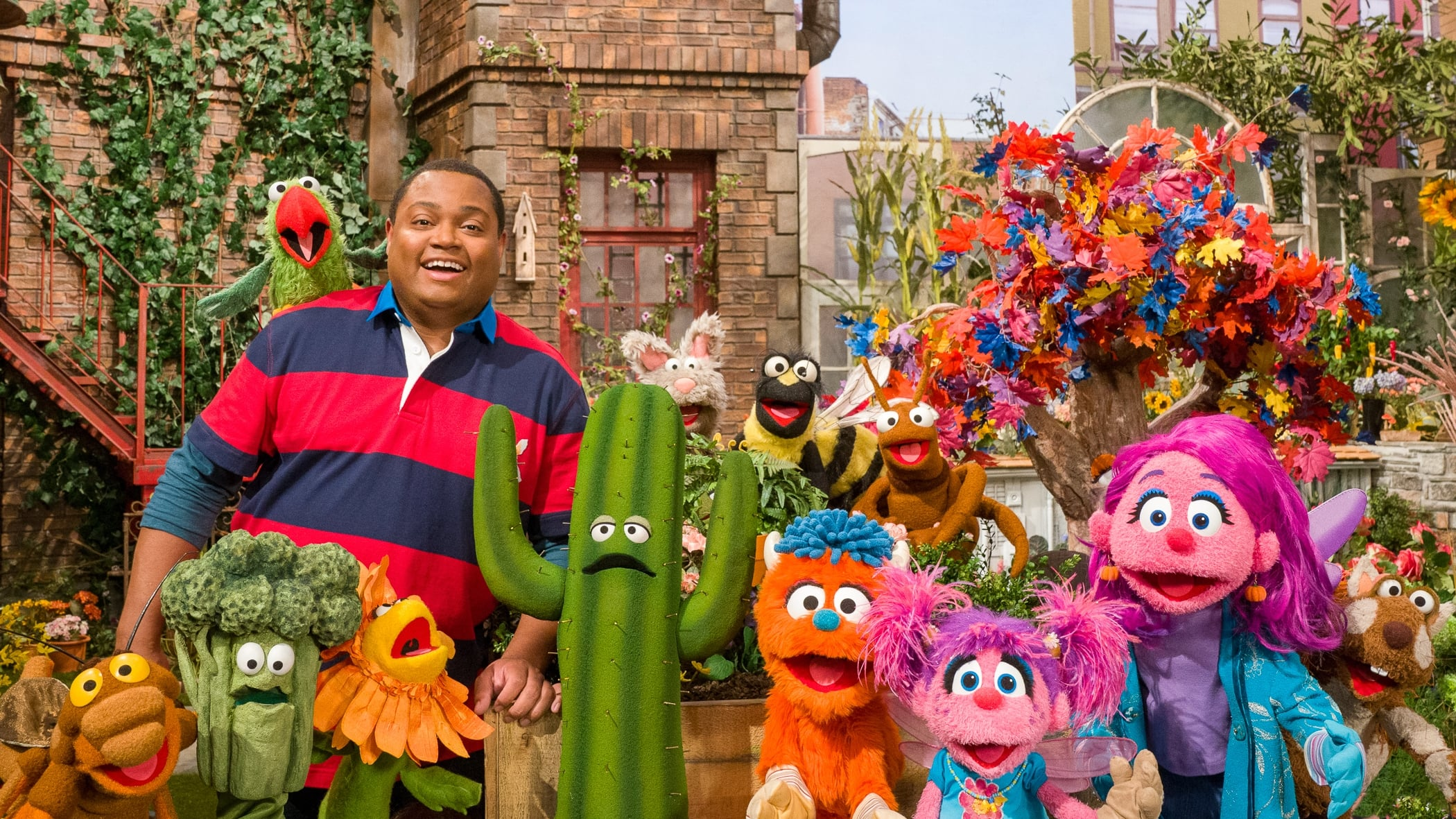 Sesame Street Season 50 :Episode 26  Back To Nature