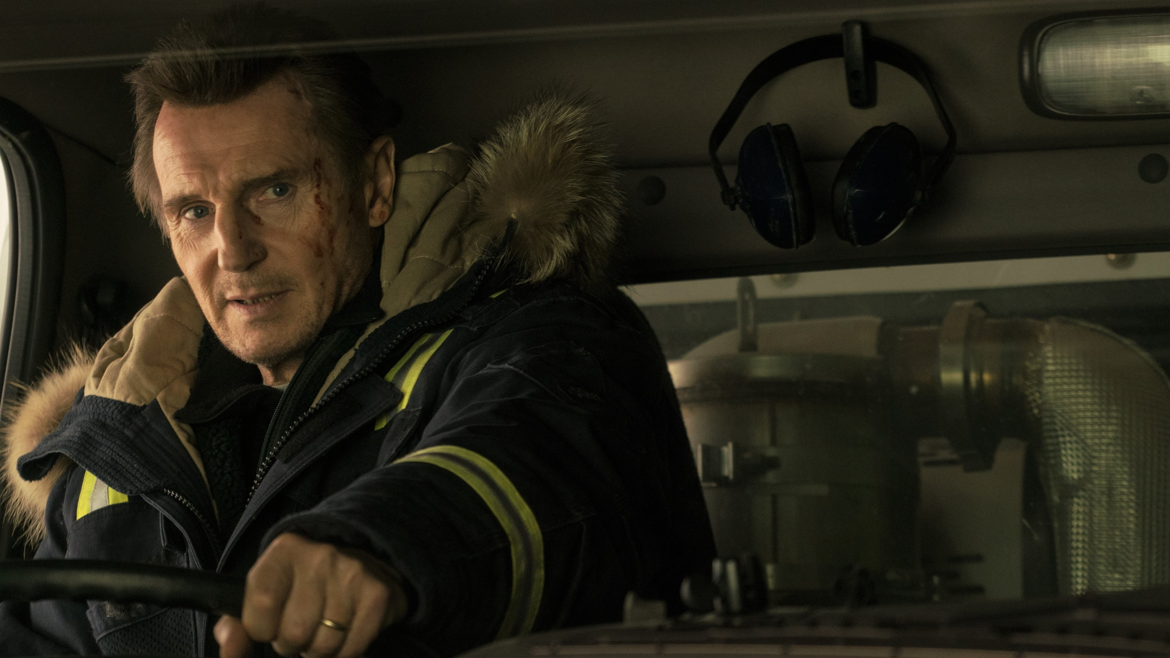 Liam Neeson as Nelson Coxman in Cold Pursuit (2019)