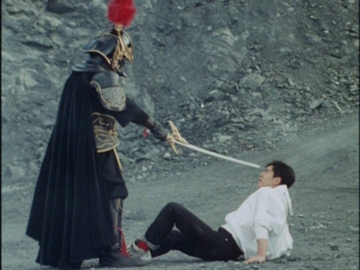 Super Sentai Season 17 :Episode 8  Father!!