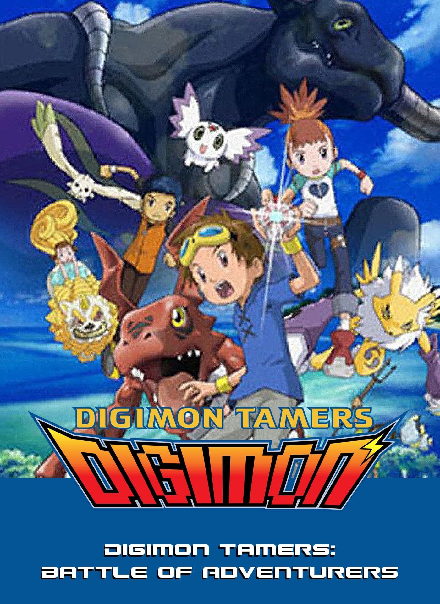 Digimon Tamers: Battle of Adventurers (2001)