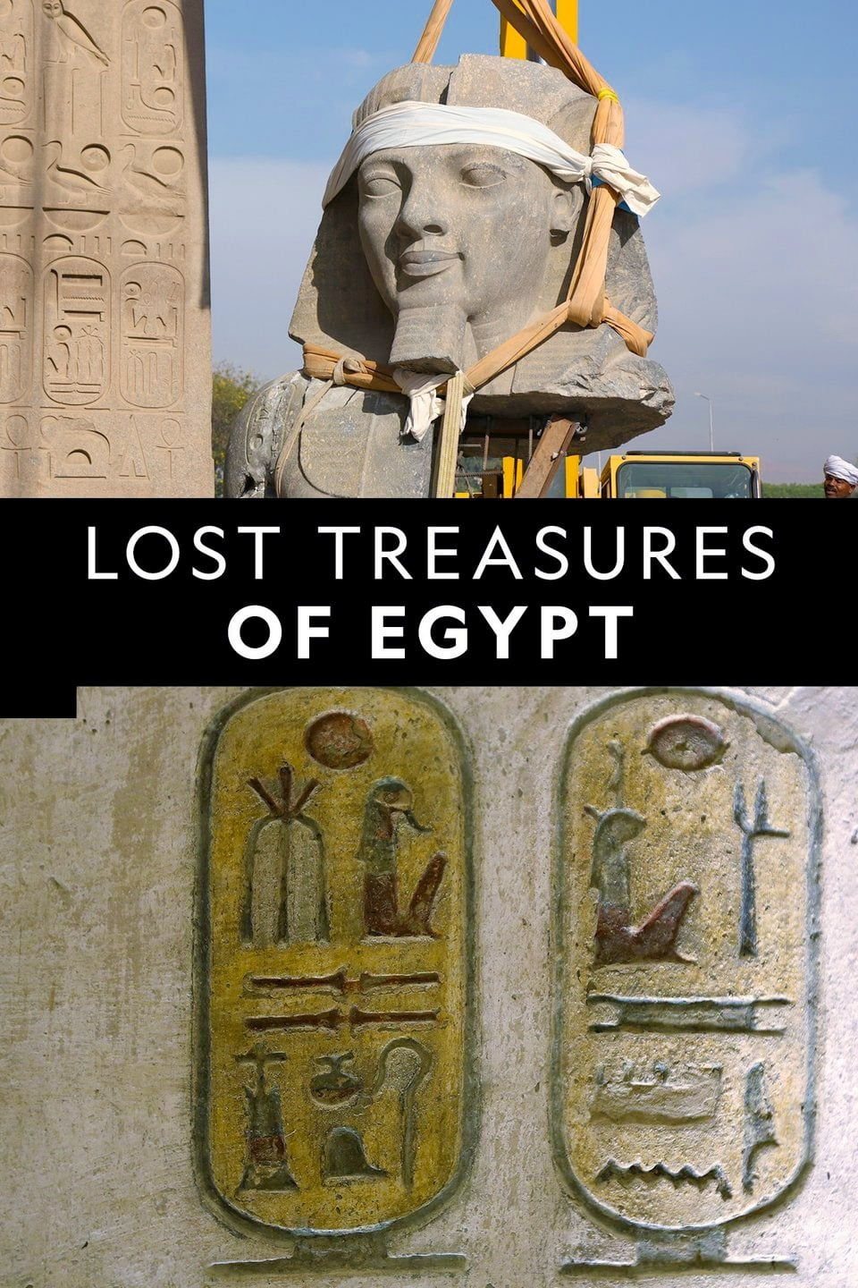 Lost Treasures of Egypt TV Shows About Egypt