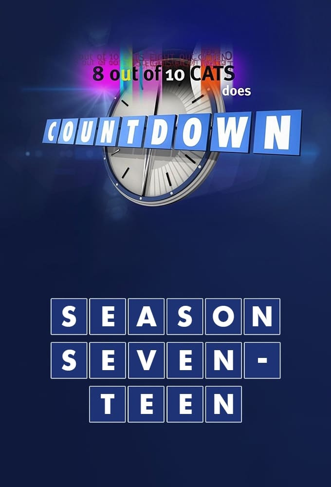 8 Out of 10 Cats Does Countdown Season 17
