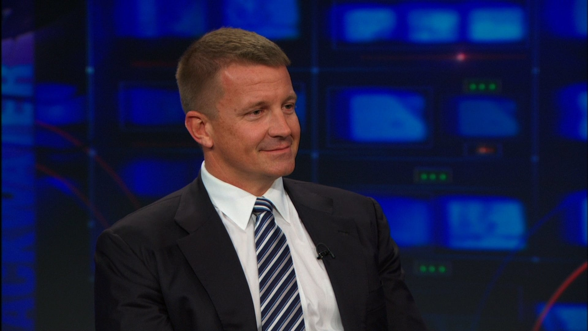 The Daily Show with Trevor Noah Season 19 :Episode 38  Erik Prince