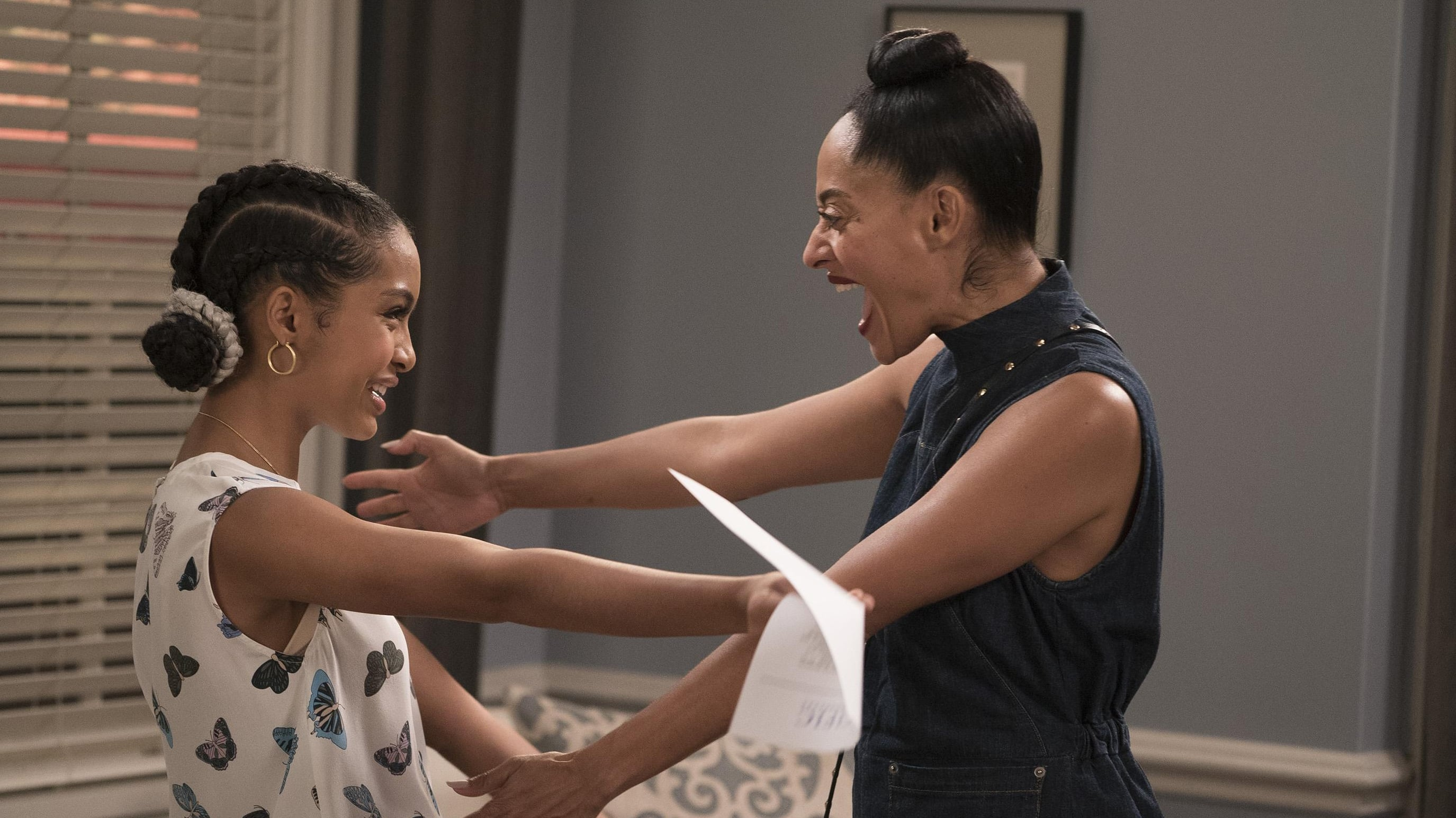 black-ish Season 3 :Episode 9  Nothing but Nepotism