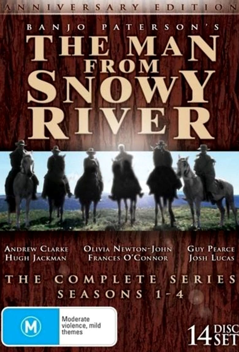 The Man from Snowy River TV Shows About Western
