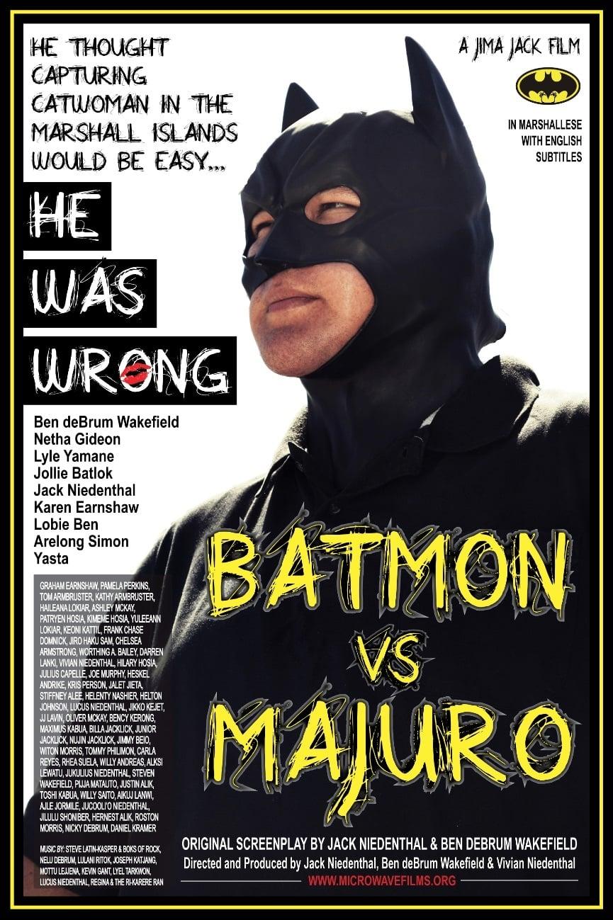 Ver BATMoN vs MANJURo Online HD Español (2016)