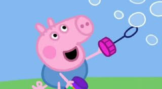Peppa Pig Season 2 :Episode 1  Bubbles