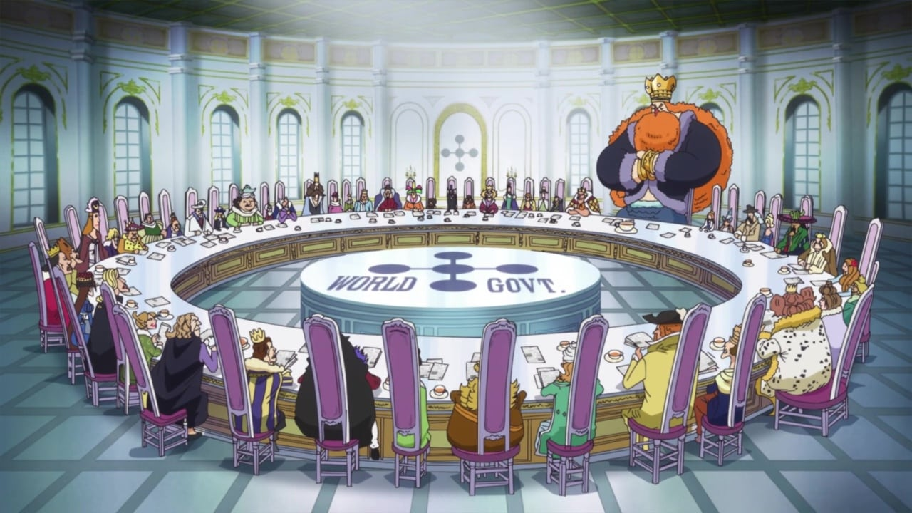 One Piece - Season 20 Episode 889 : Finally, It Starts! The Conspiracy-filled Levely!