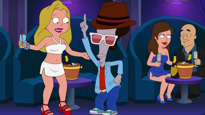 American Dad! Season 12 :Episode 1  Blonde Ambition