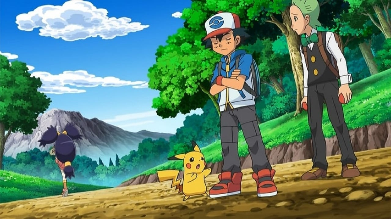 Pokémon Season 16 :Episode 34  The Path That Leads to Goodbye!