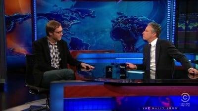 The Daily Show with Trevor Noah Season 17 :Episode 65  Stephen Merchant