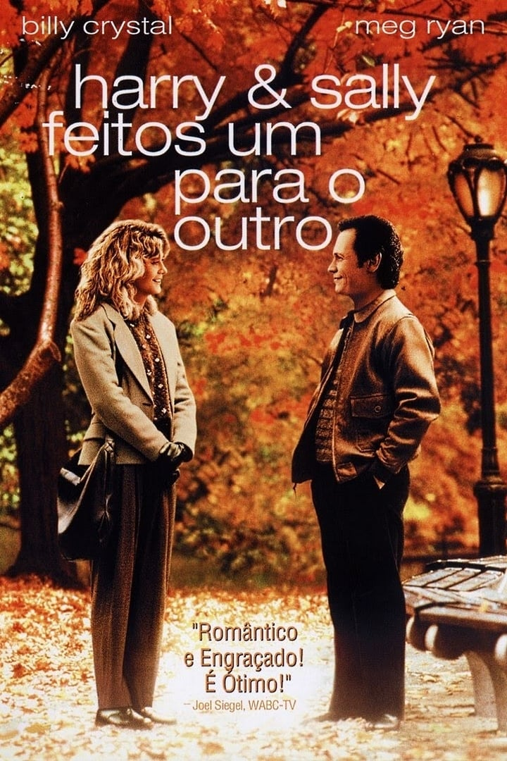 when harry met sally movie review Browse when harry met sally (1989) 720p movie reviews and comments with imdb score.