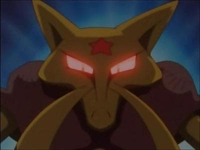 Pokémon Season 1 :Episode 24  Alpollo vs. Kadabra