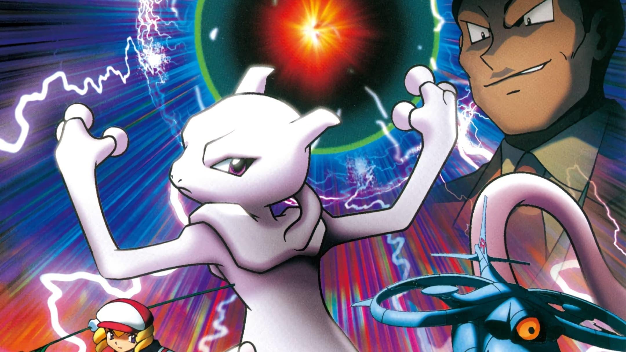 Pokémon: Mewtwo Returns (2001)