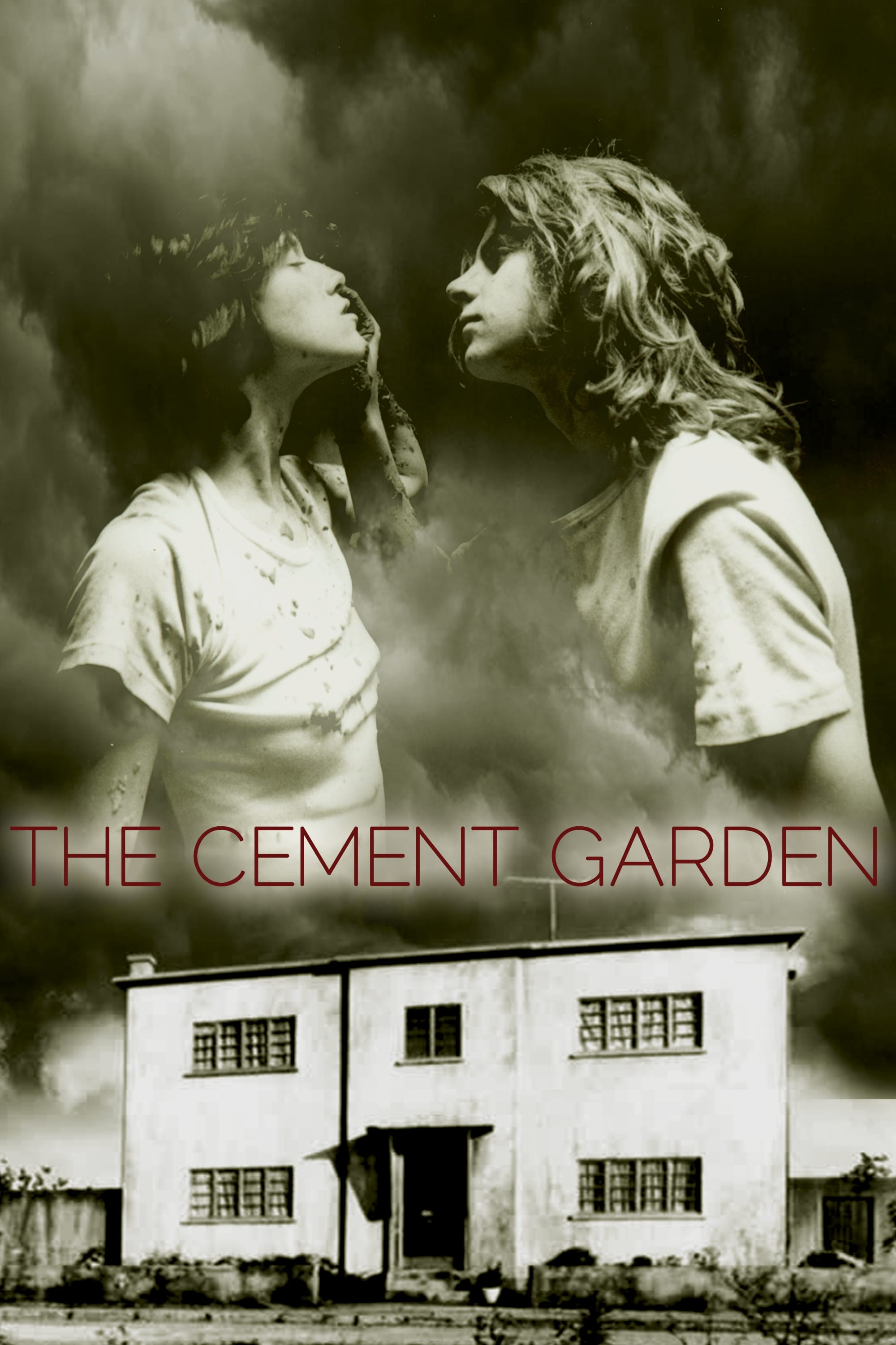 The Cement Garden (1993) - Posters — The Movie Database (TMDb)
