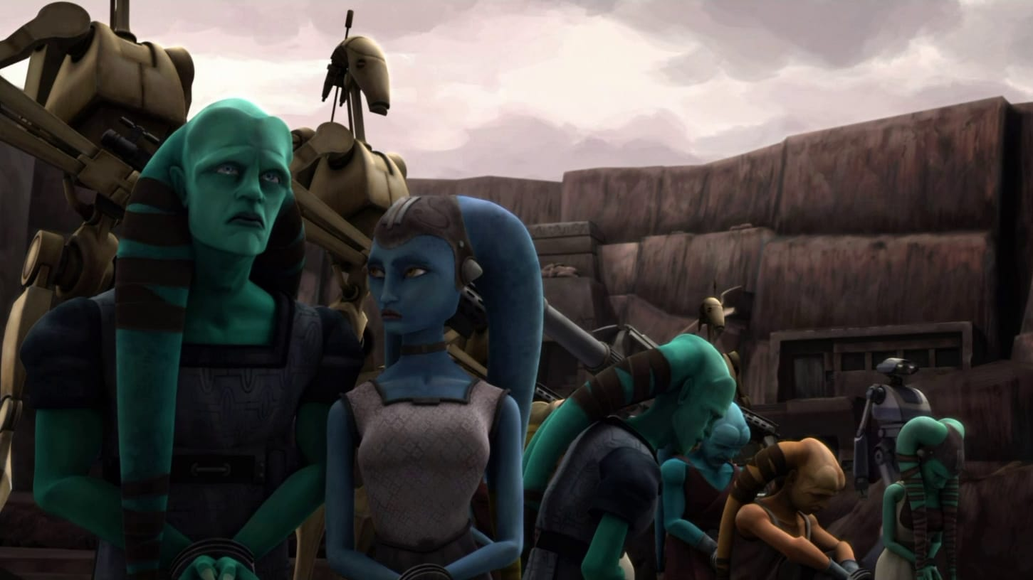 Star Wars: The Clone Wars Season 1 :Episode 20  Innocents of Ryloth