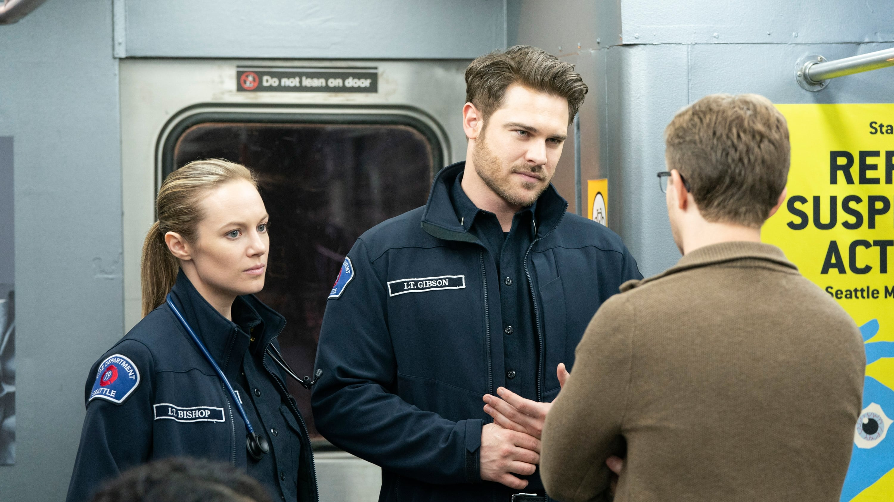 Station 19 Season 2 :Episode 10  Crazy Train