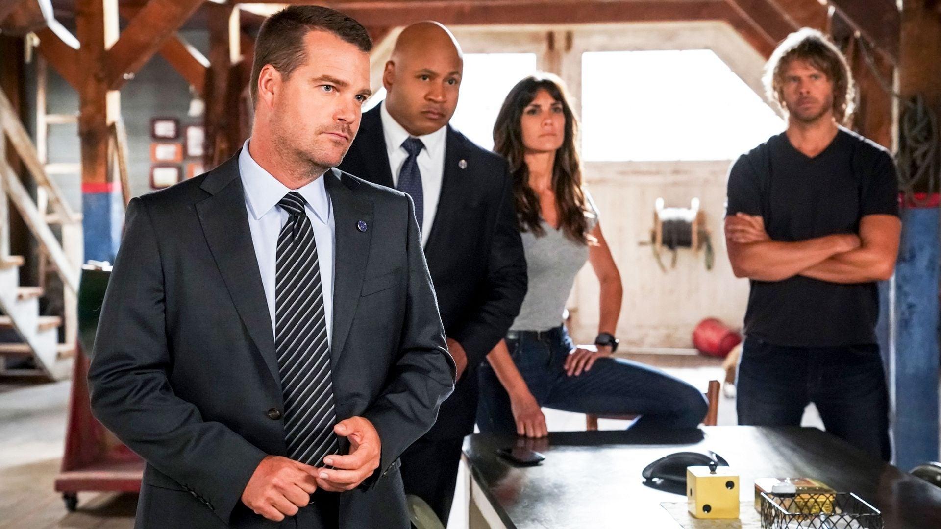 NCIS: Los Angeles Season 10 :Episode 3  The Prince