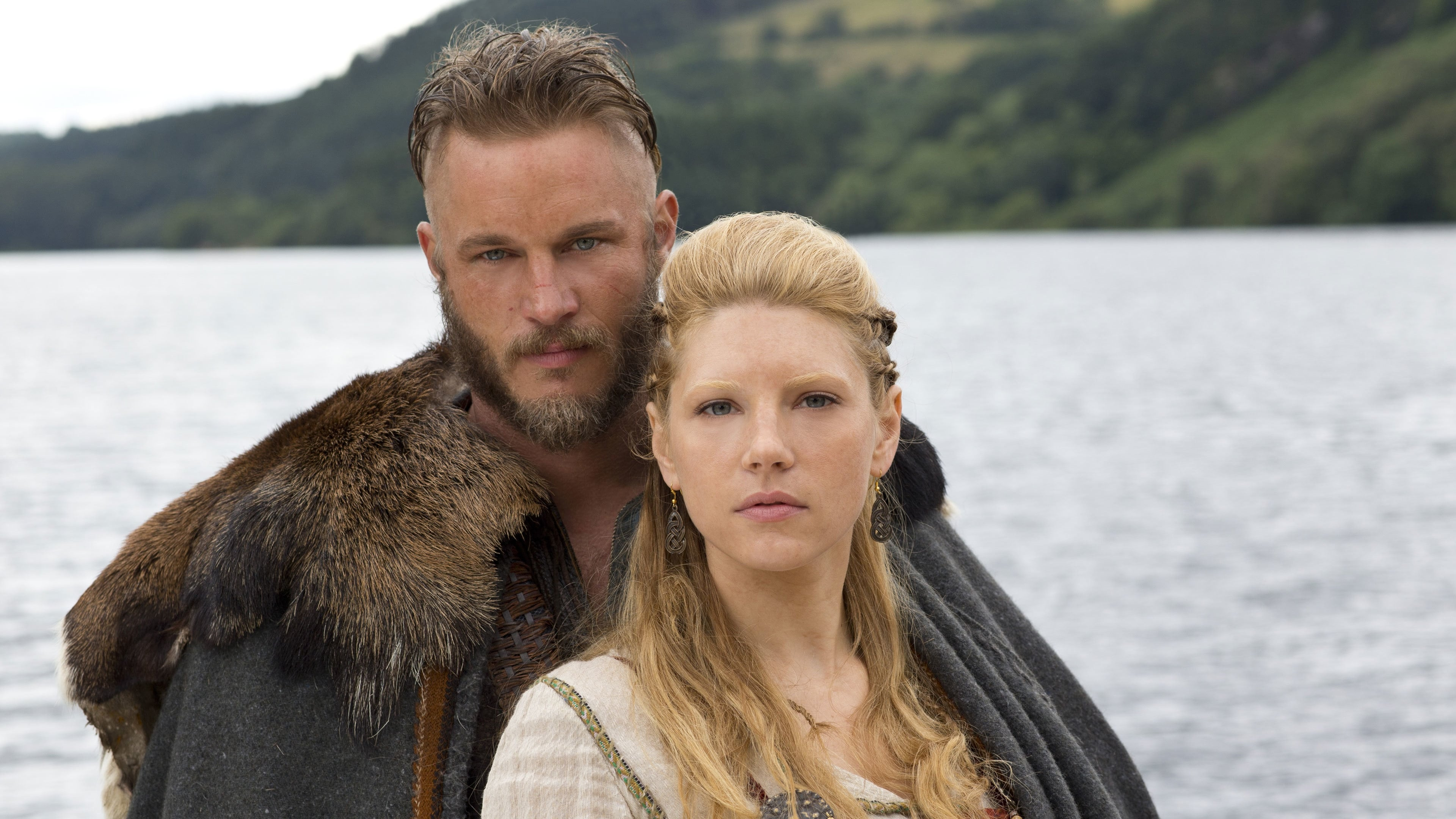 Vikings Season 1 :Episode 1  Rites of Passage