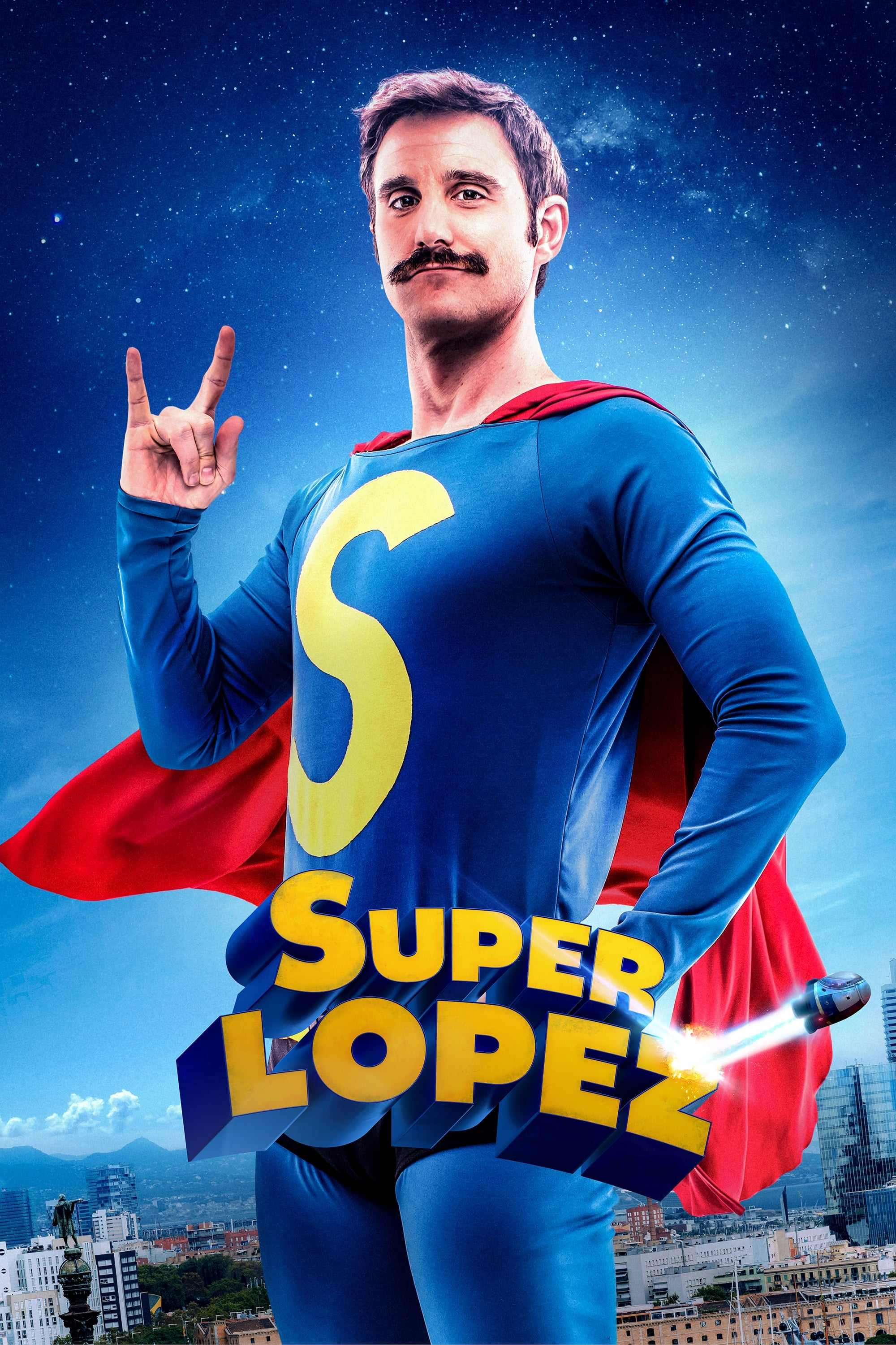 Póster Superlópez