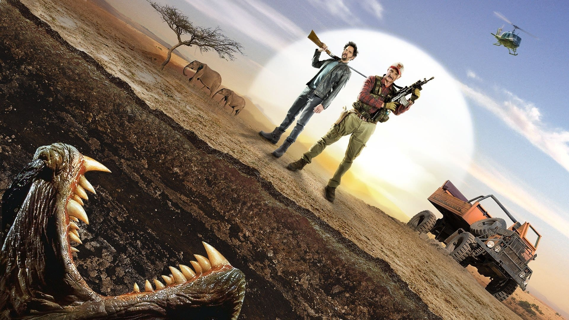 Tremors 5: Bloodlines Movie