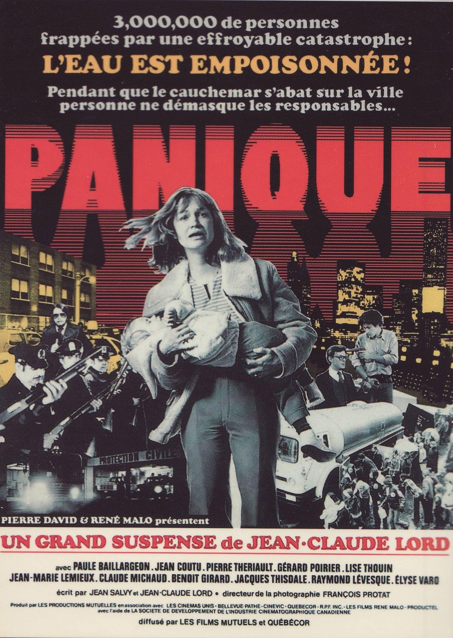 Ver Panique Online HD Español (1977)