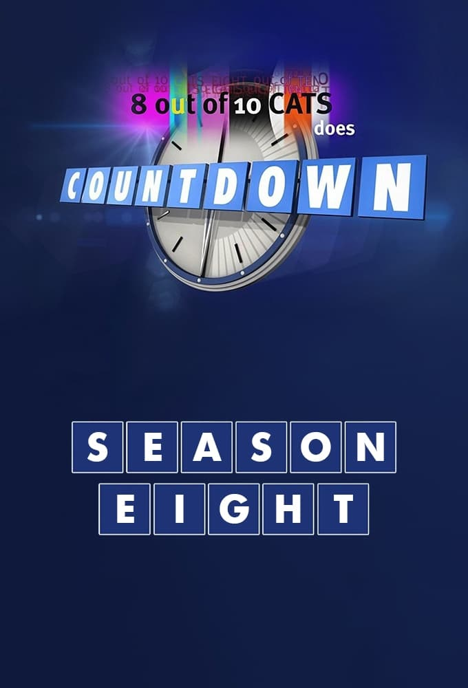 8 Out of 10 Cats Does Countdown Season 8