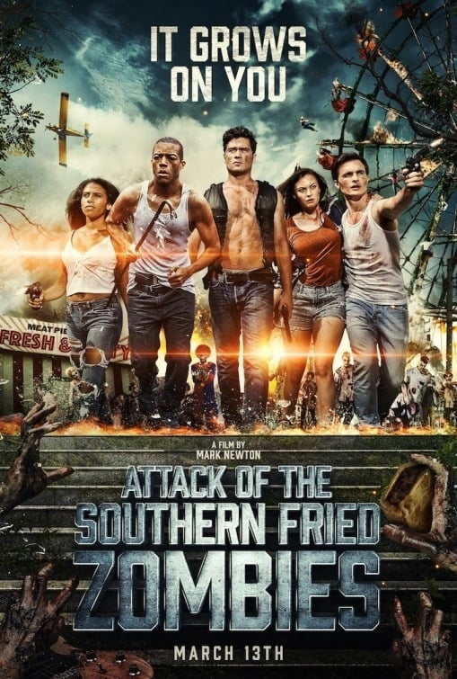 Ver Attack Of The Southern Fried Zombies Online HD Español (2018)