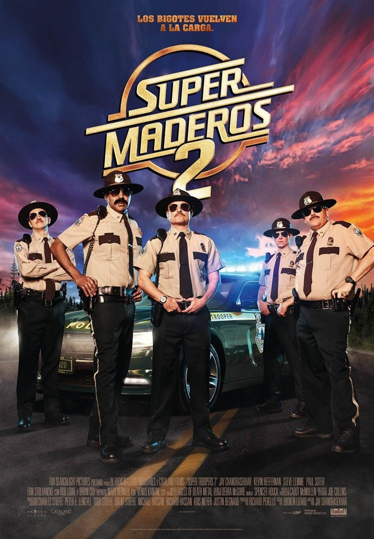 Super Maderos 2 Streaming