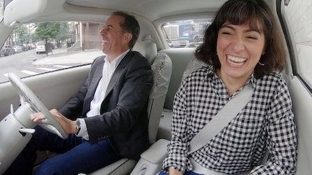 Comedians in Cars Getting Coffee Season 11 :Episode 10  Melissa Villaseñor