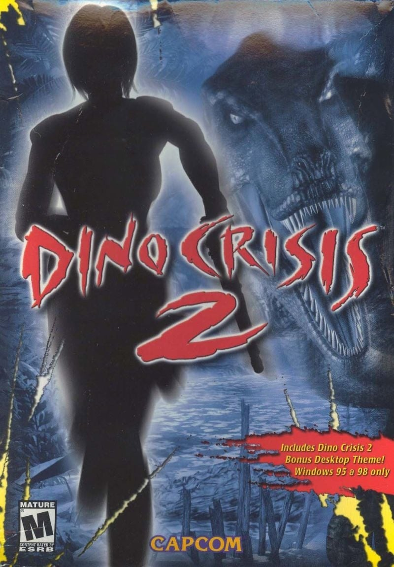 Ver Dino Crisis 2 Online HD Español (2000)