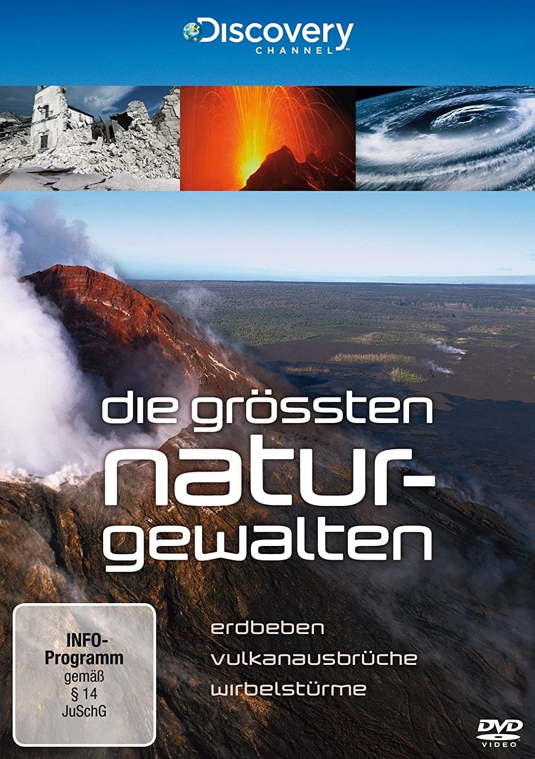 Engineering Nature TV Shows About Earth
