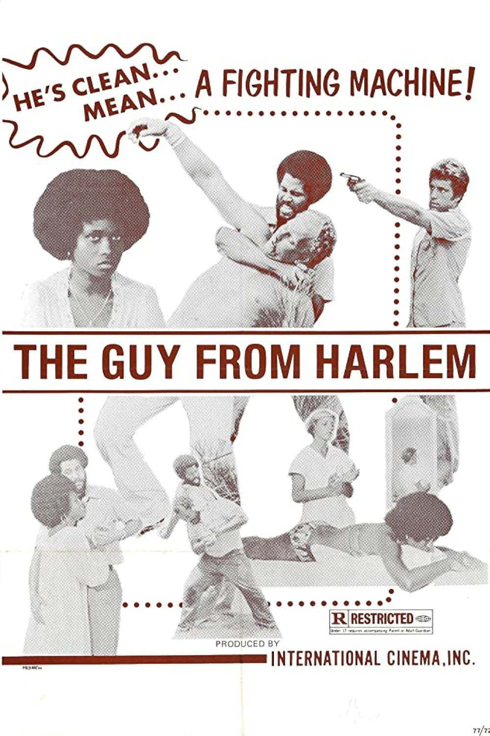 The Guy from Harlem on FREECABLE TV