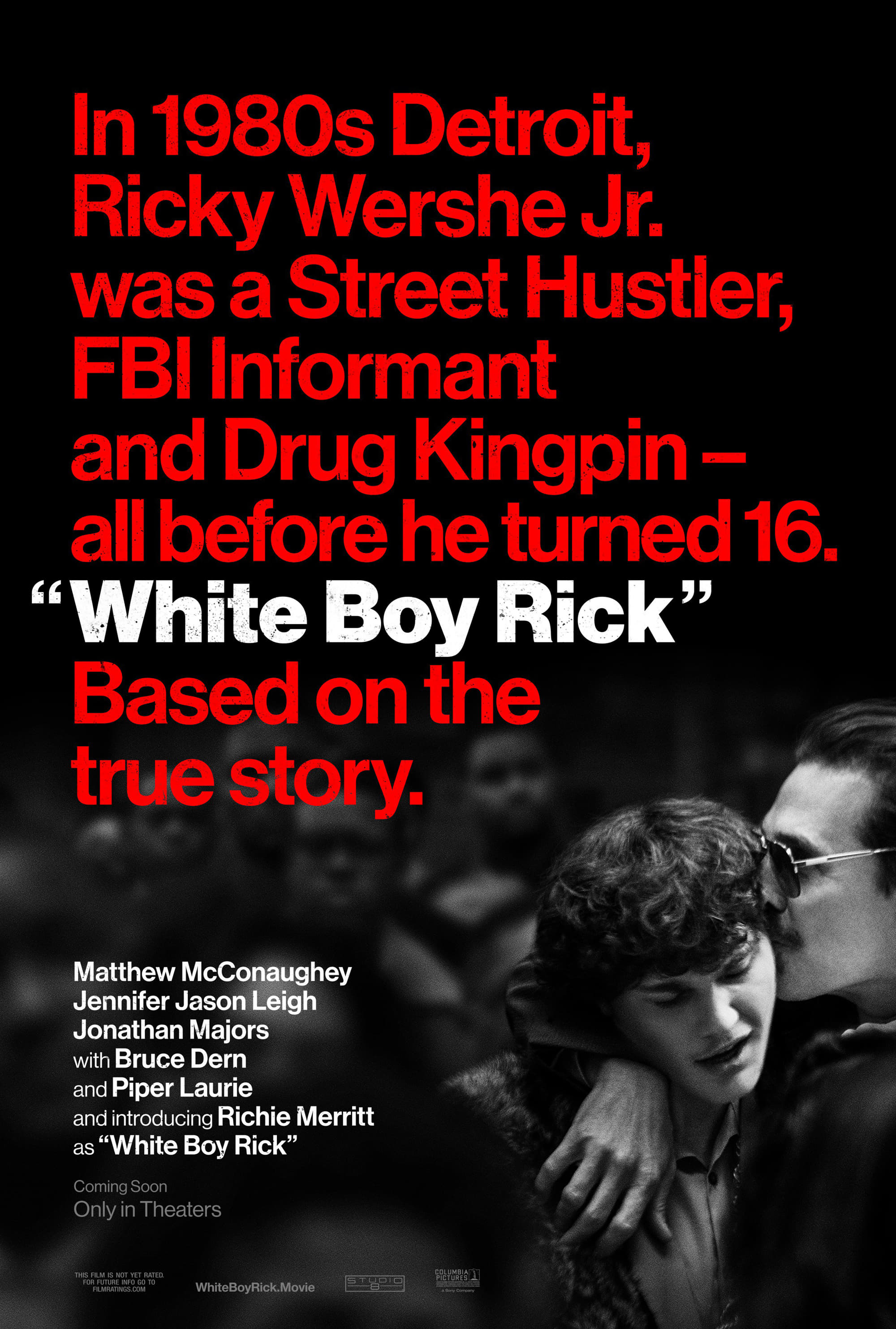 Poster and image movie White Boy Rick
