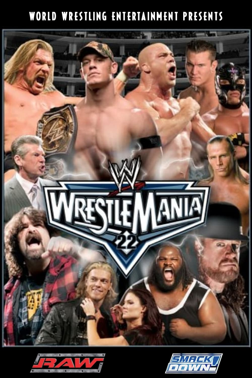WWE WrestleMania 22