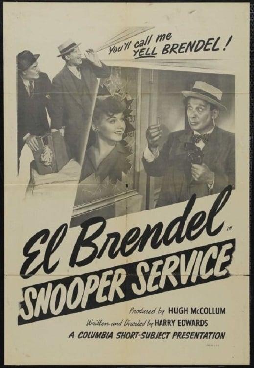 Ver Snooper Service Online HD Español ()